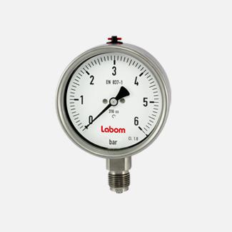 Механическое измерение давления