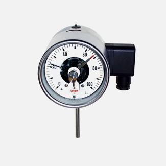 Механическое измерение температуры